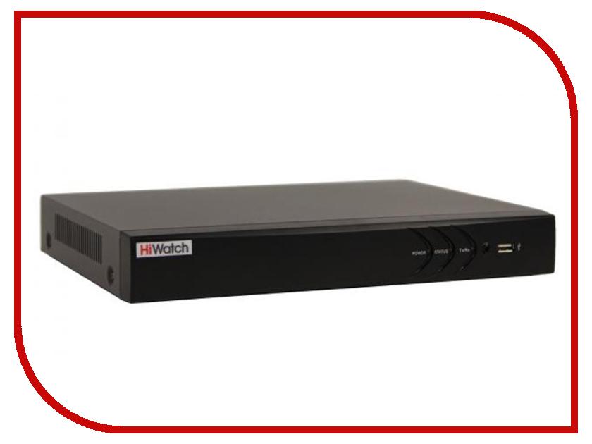 Видеорегистратор HiWatch DS-N316(B) система хранения infortrend eonstor ds 1012g b x12 3 5 2x460w ds1012g00000b 8732