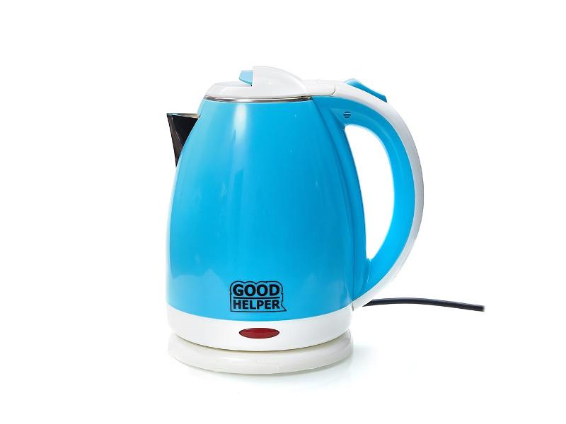 Чайник Goodhelper KS-180C Light-Blue цена и фото