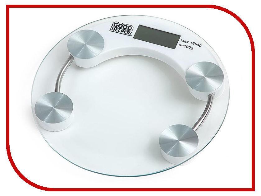 Весы напольные Goodhelper BS-S50 мультиварка goodhelper мс 5110
