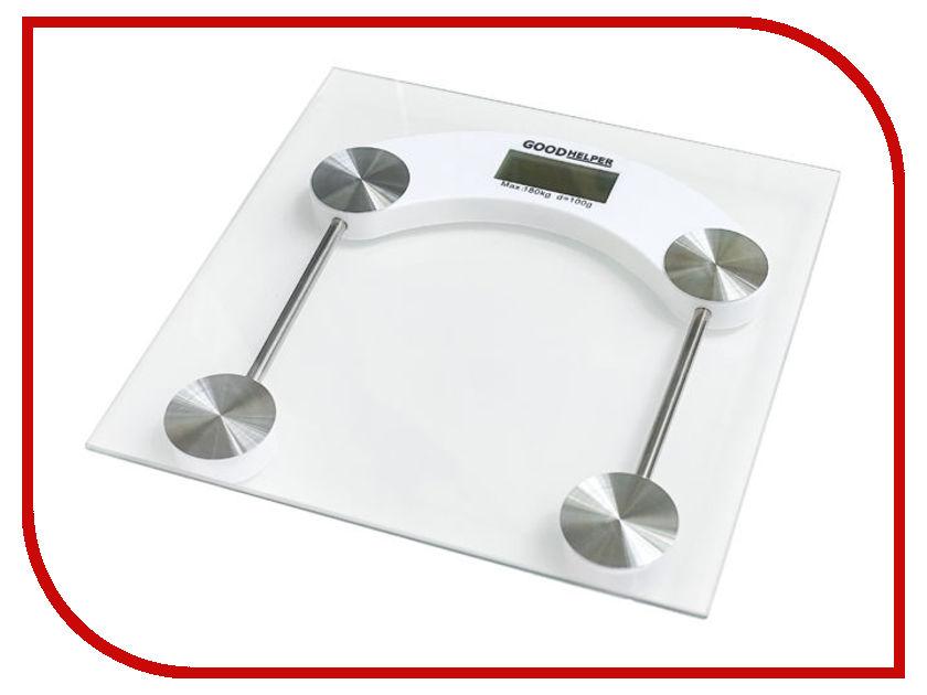 Весы напольные Goodhelper BS-S51 мультиварка goodhelper c202