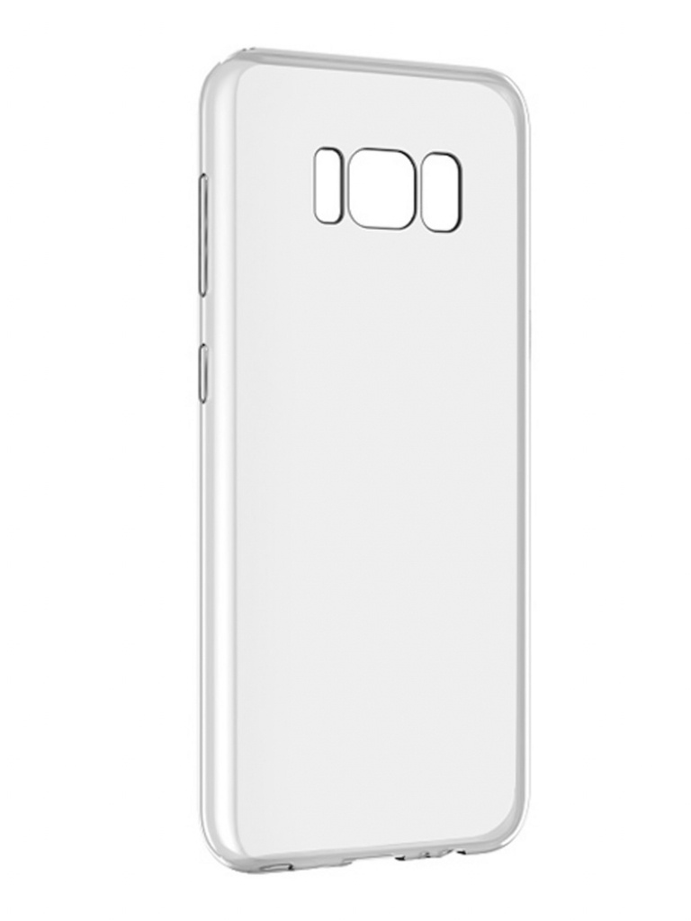 Аксессуар Чехол Ubik для Samsung Galaxy S8 Plus 0.5mm Transparent 003157 аксессуар чехол ibox для samsung galaxy s8 plus transparent