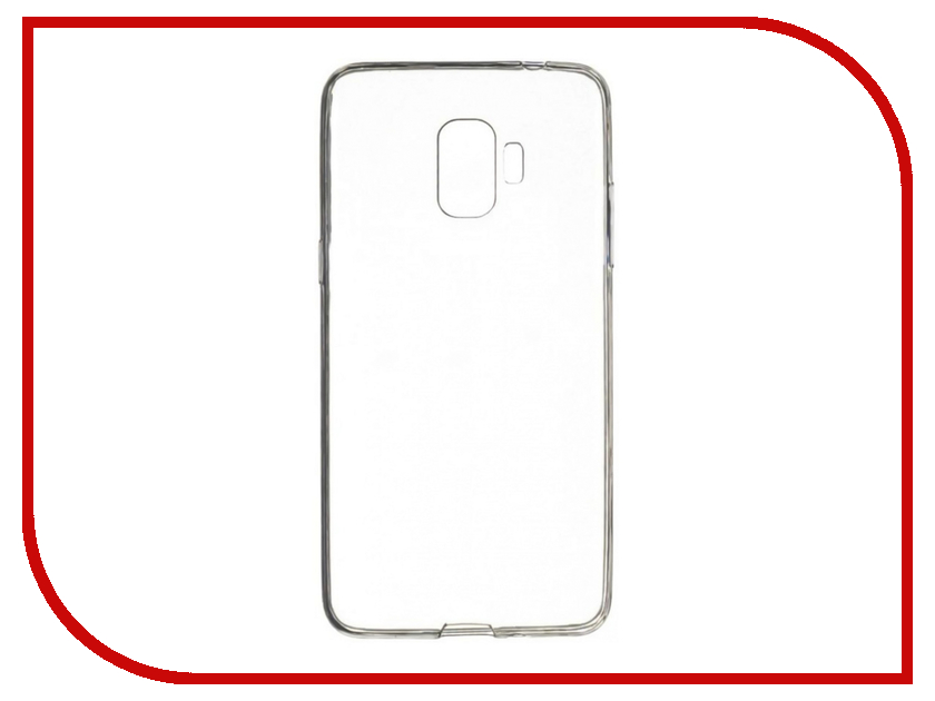 Аксессуар Чехол для Samsung Galaxy J2 2018 Ubik 0.5mm Transparent 003155 аксессуар чехол для samsung galaxy s8 ubik 0 5mm transparent 000671