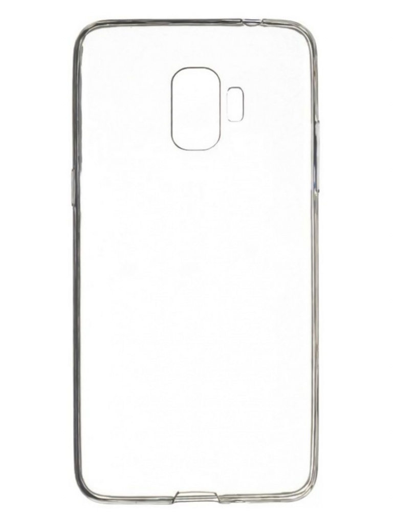Аксессуар Чехол для Samsung Galaxy J2 2018 Ubik 0.5mm Transparent 003155