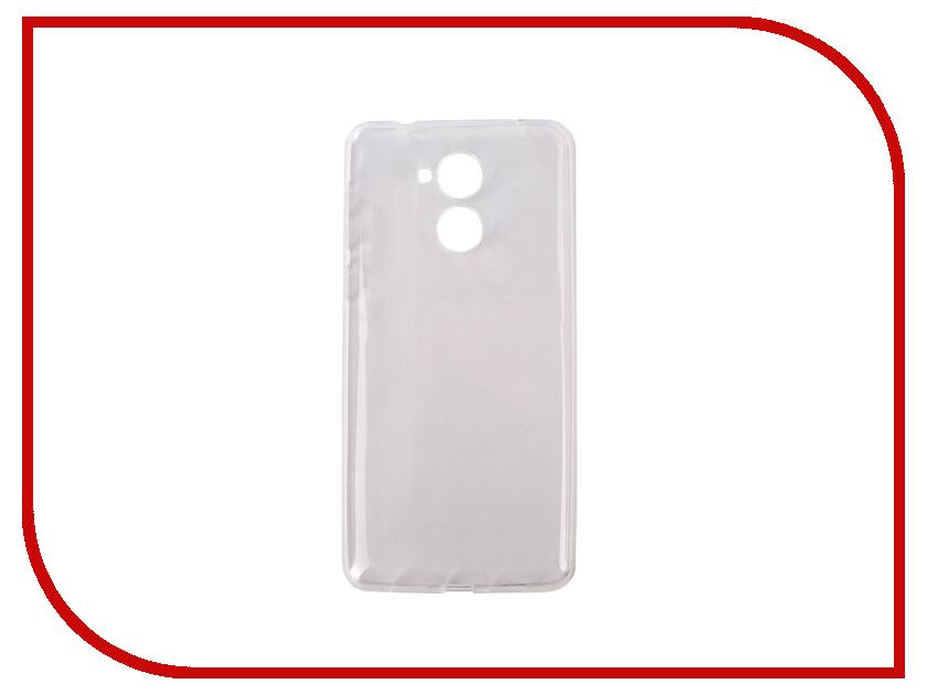 Аксессуар Чехол для Huawei Honor 6C Ubik TPU 0.5mm Transparent 003134