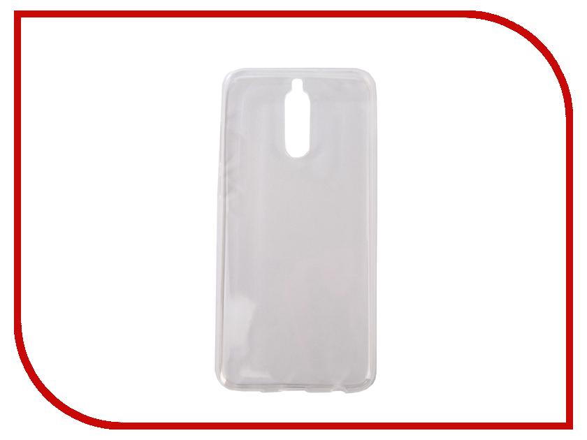 Аксессуар Чехол для Huawei Honor 6C Pro Ubik TPU 0.5mm Transparent 003135