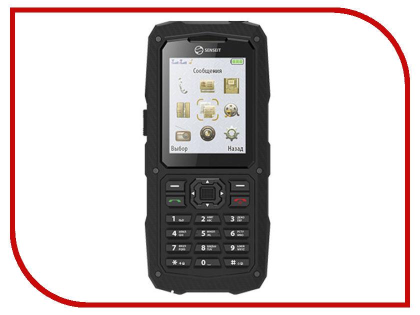 Сотовый телефон Senseit P210W senseit r450 gray