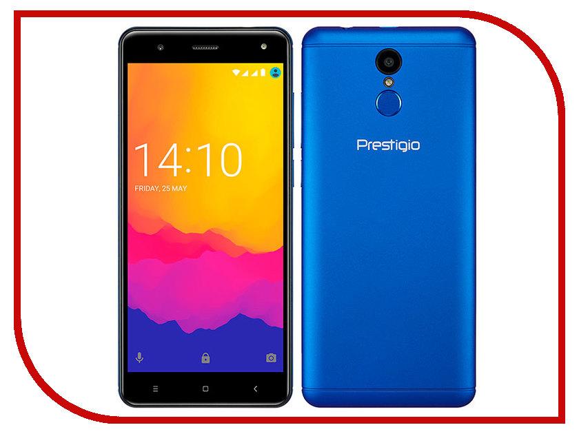 Сотовый телефон Prestigio Muze E7 LTE Blue стоимость
