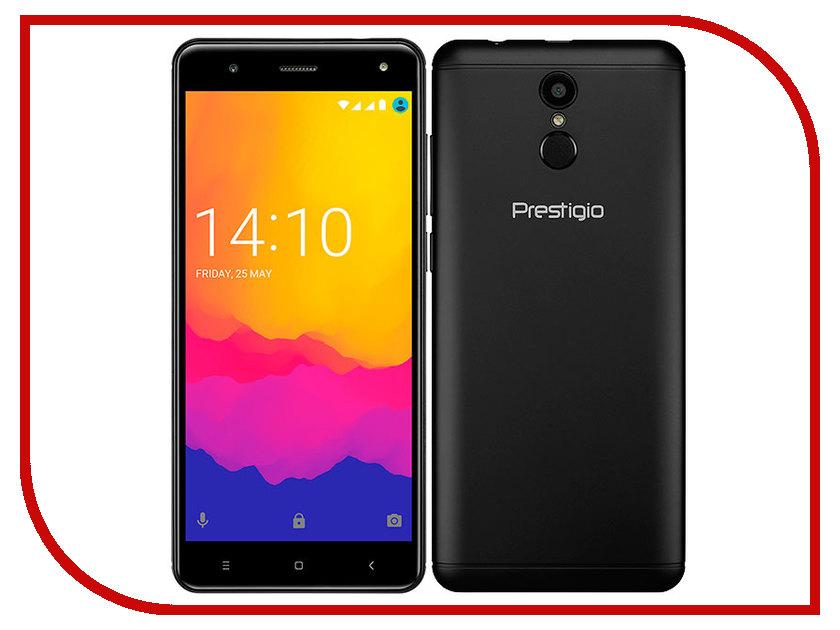 Сотовый телефон Prestigio Muze E7 LTE Black сотовый телефон prestigio wize g3 wine psp3510duowine