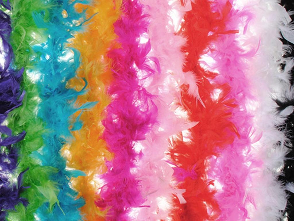 Боа из перьев СмеХторг