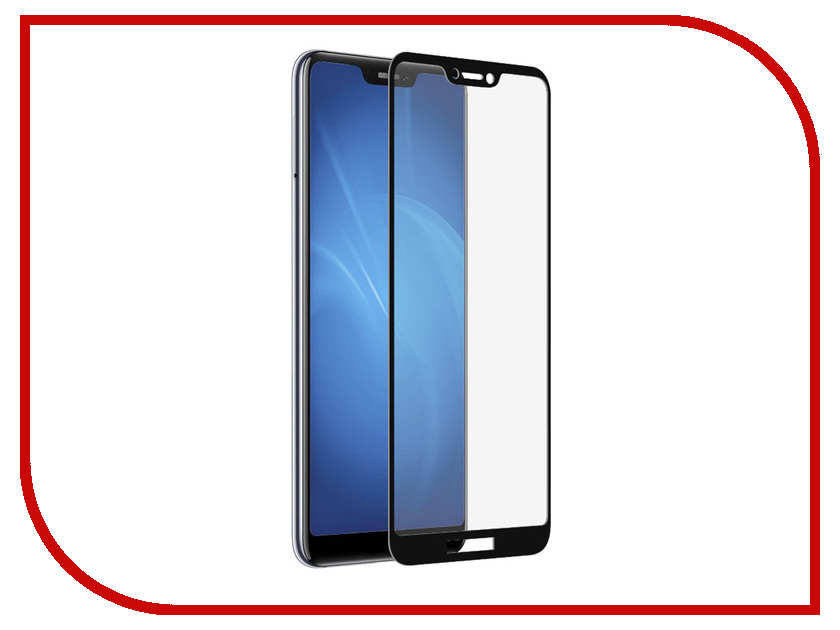 Аксессуар Защитное стекло для Huawei Honor Play DF Full Screen Black hwColor-64 for lenovo zuk z2 lcd screen display with touch screen digitizer panel glass assembly black white replacement parts free shipping