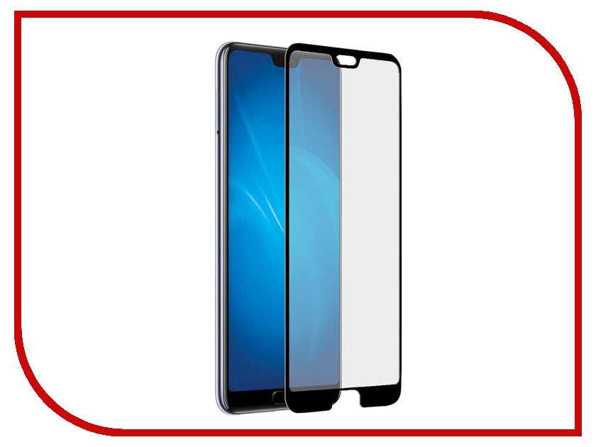 Аксессуар Защитное стекло для Huawei P20 DF Full Screen 3D Black hwColor-66 for lenovo zuk z2 lcd screen display with touch screen digitizer panel glass assembly black white replacement parts free shipping