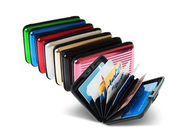 Бумажник для кредитных карт СмеХторг