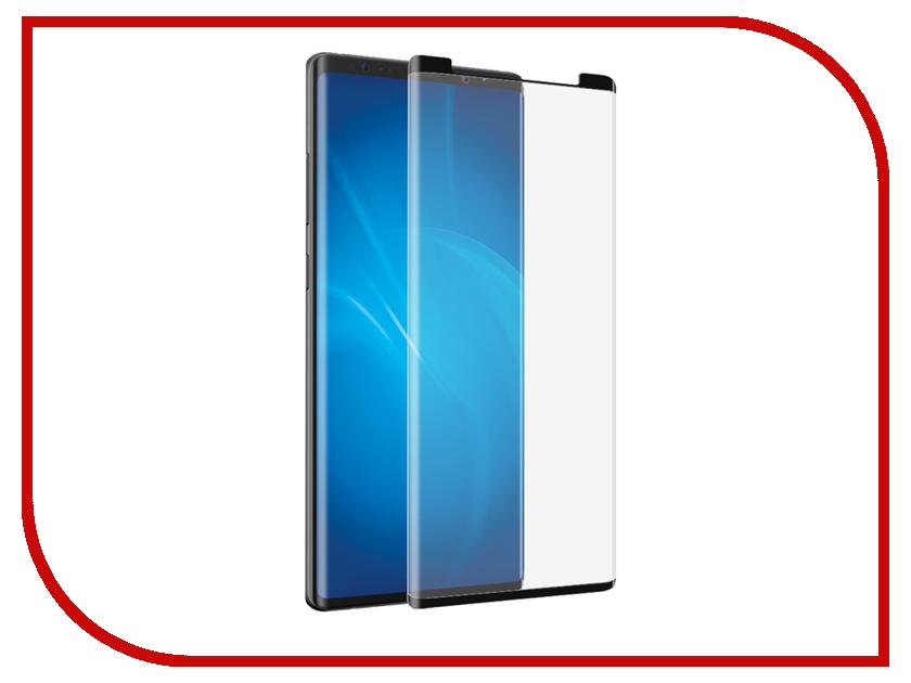 Аксессуар Защитное стекло для Samsung Galaxy Note 9 DF Full Screen 3D Black sColor-53 женские брюки 2015 ol