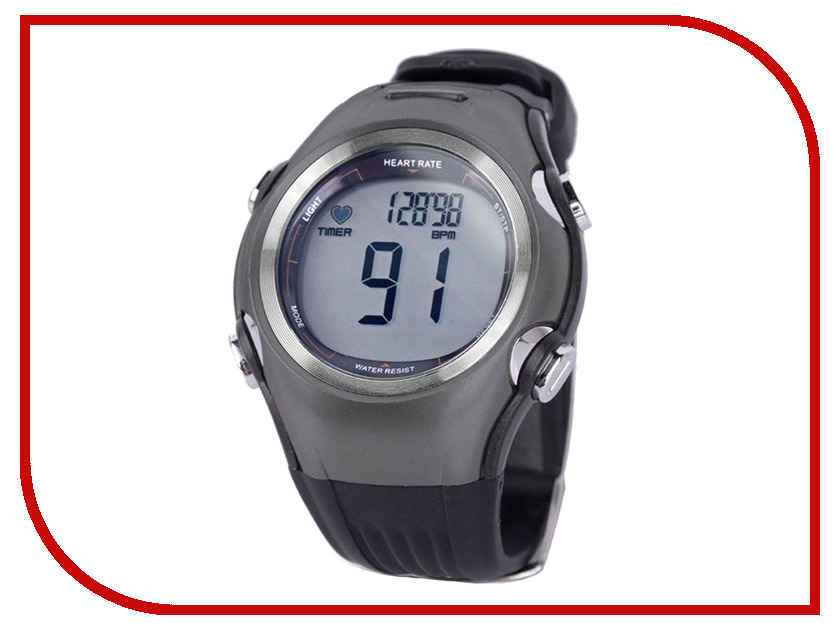 Умные часы Isport W117 Grey умные часы apple watch series 3 38mm grey space with black sport band mqkv2ru a