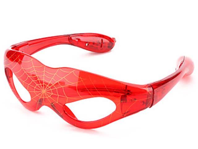 Очки СмеХторг Человек-паук Светящиеся