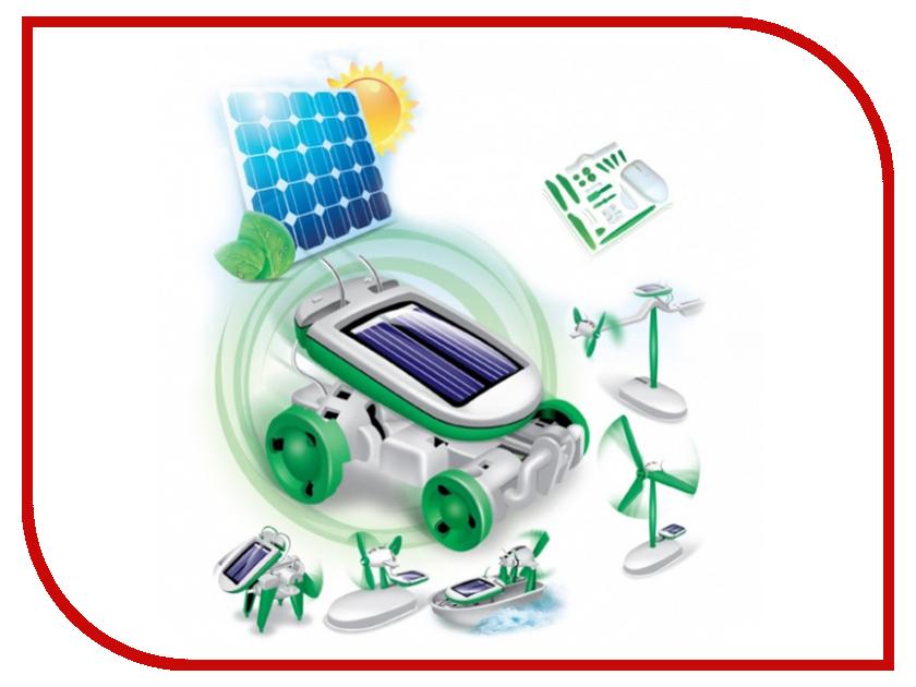 Конструктор Cute Sunlight Solar Motion 6 in 1 CS_2011 cute sunlight 2125 t4 4 in 1 solar dinosaur robot diy kit