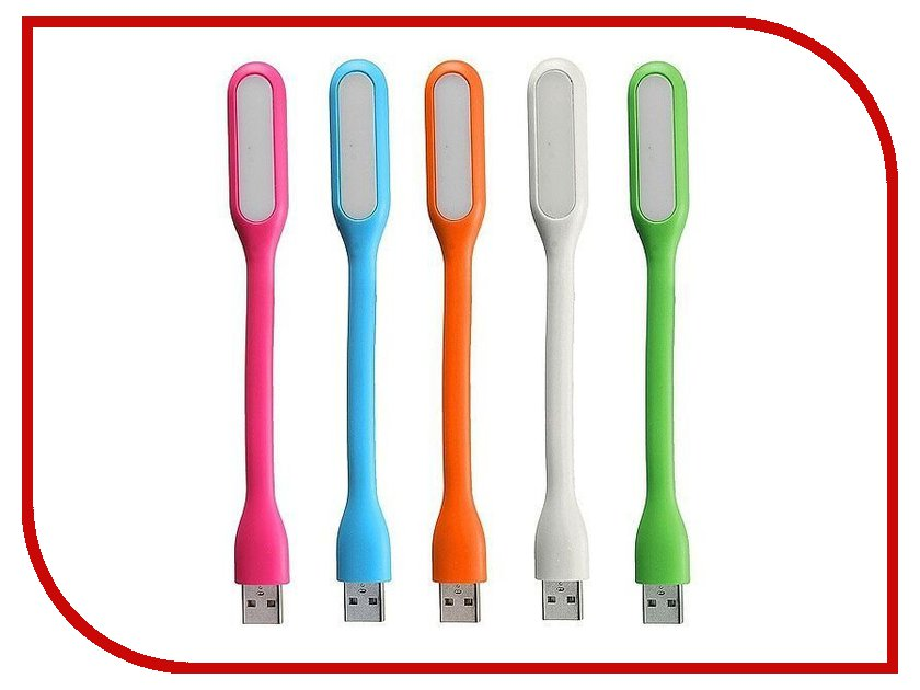 Лампа СмеХторг USB Светильник В ассортименте светящиеся палочки браслеты смехторг 100 штук