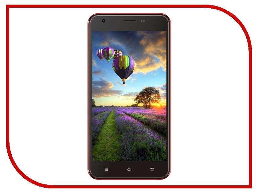 Сотовый телефон Irbis SP517 Red сотовый телефон irbis sf07 deep blue