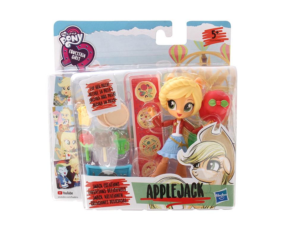 Игрушка Hasbro My Little Pony Equestria Girls Мини-кукла с аксессуарами B4909 цена и фото