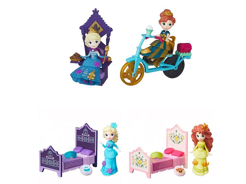 Игрушка Hasbro Disney Princess Холодное сердце Фигурка с акссесуарами B5188