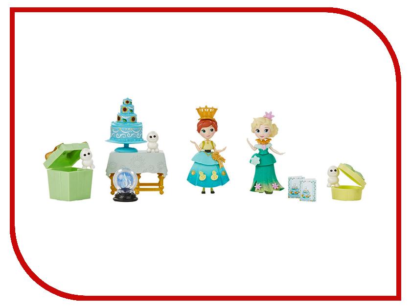 Игрушка Hasbro Disney Princess Холодное сердце Игровой набор Фигурки B5191 игровой набор hasbro disney frozen e0094 холодное сердце спальня эльзы