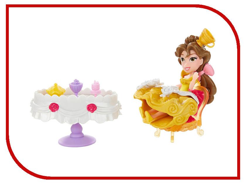 Игрушка Hasbro Disney Princess Игровой набор для маленьких кукол B5344 цена