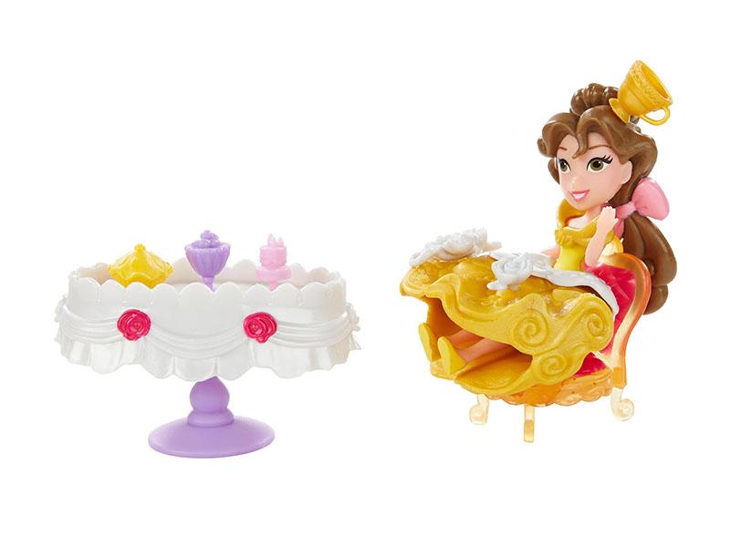 Игрушка Hasbro Disney Princess Игровой набор для маленьких кукол B5344
