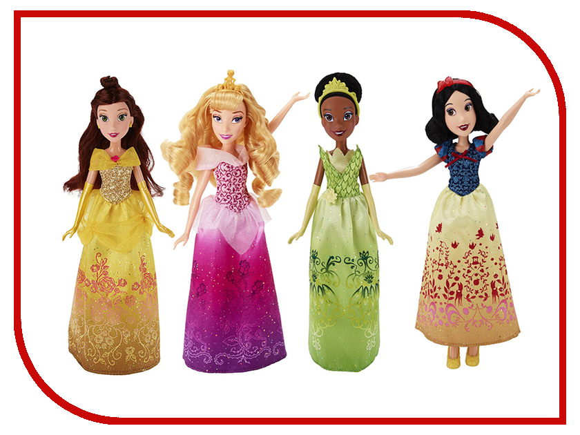 Игрушка Hasbro Disney Princess Кукла B6446