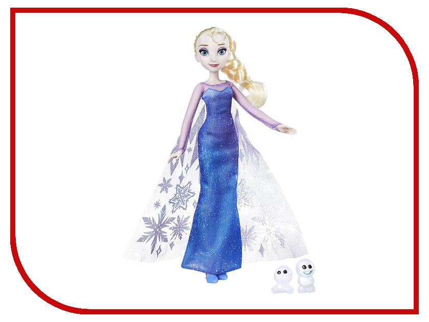 Игрушка Hasbro Disney Princess Холодное сердце Кукла северное сияние B9199
