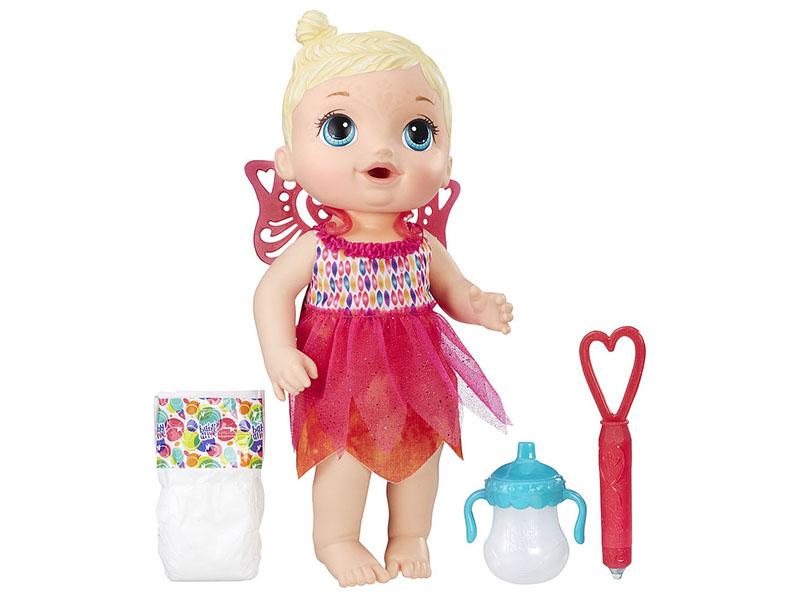 Игрушка Hasbro Baby Alive Малышка B9723