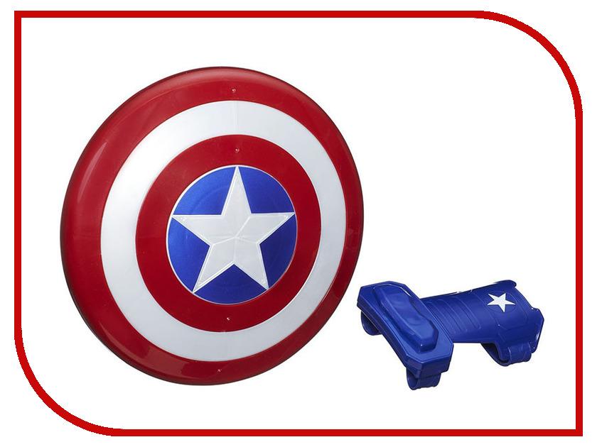 Игрушка Щит и перчатка Капитана Америки Hasbro Avengers (B9944) hasbro avengers b9944 щит и перчатка первого мстителя