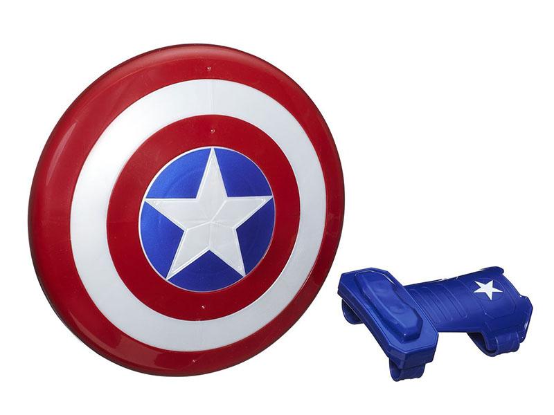 Игрушка Щит и перчатка Капитана Америки Hasbro Avengers (B9944)