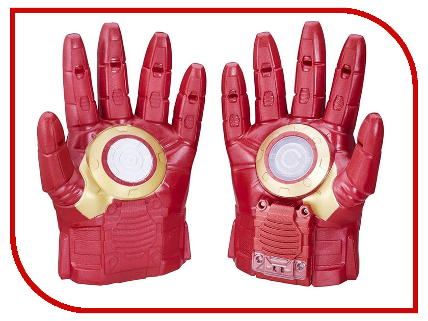 Игрушка Hasbro Avengers Перчатки Железного Человека B9957