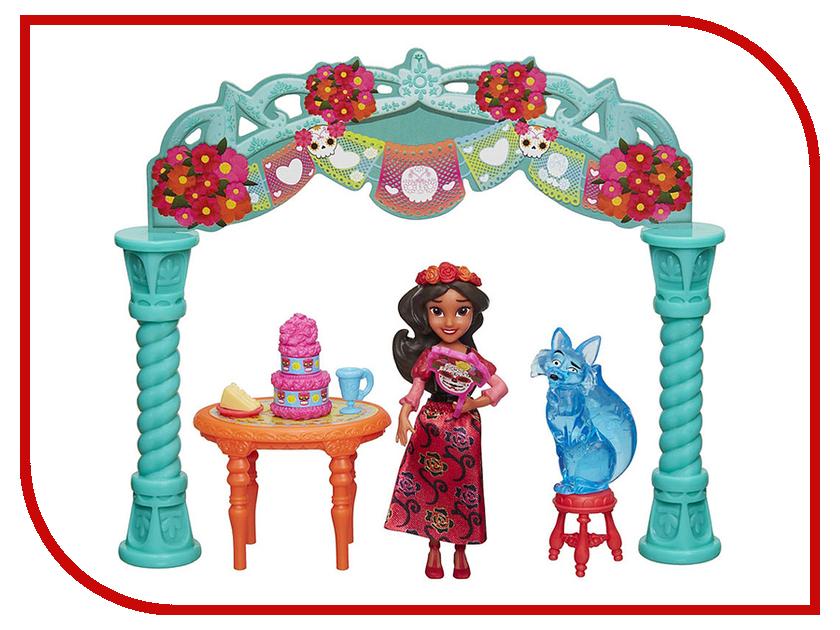 Игрушка Hasbro Disney Princess Елена принцесса Авалора Набор для маленьких кукол C0383