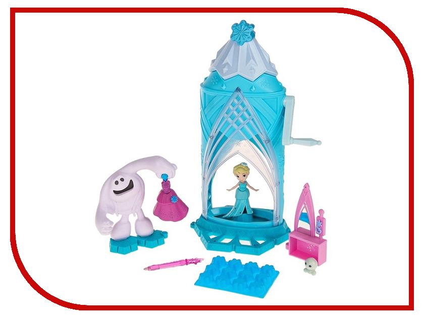 Игрушка Hasbro Disney Frozen Замок Эльзы Сделай Волшебный Снег C0461 disney frozen игровой набор с куклой замок эльзы сделай волшебный снег