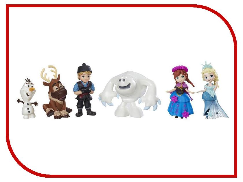Игрушка Hasbro Холодное сердце. Маленькое королевство. Коллекция друзей C1118