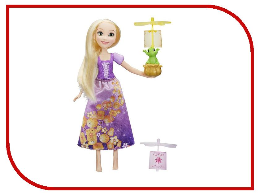 Игрушка Hasbro Disney Princess Рапунцель Кукла и фонарики C1291 hasbro disney princess c1752 рапунцель поющая кукла