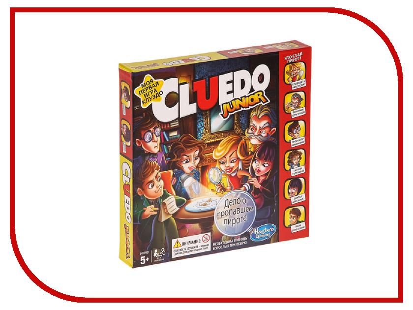 Игрушка Hasbro Игры Мое первое Клуэдо C1293