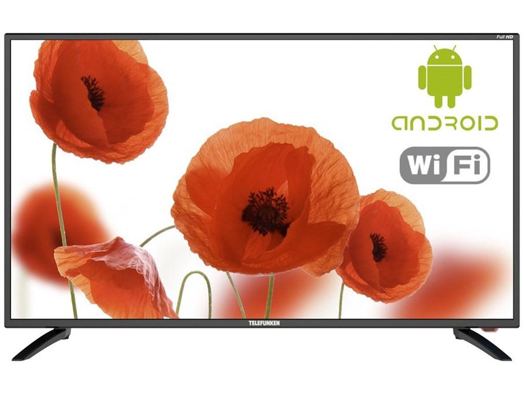 Телевизор Telefunken TF-LED40S81T2S цены