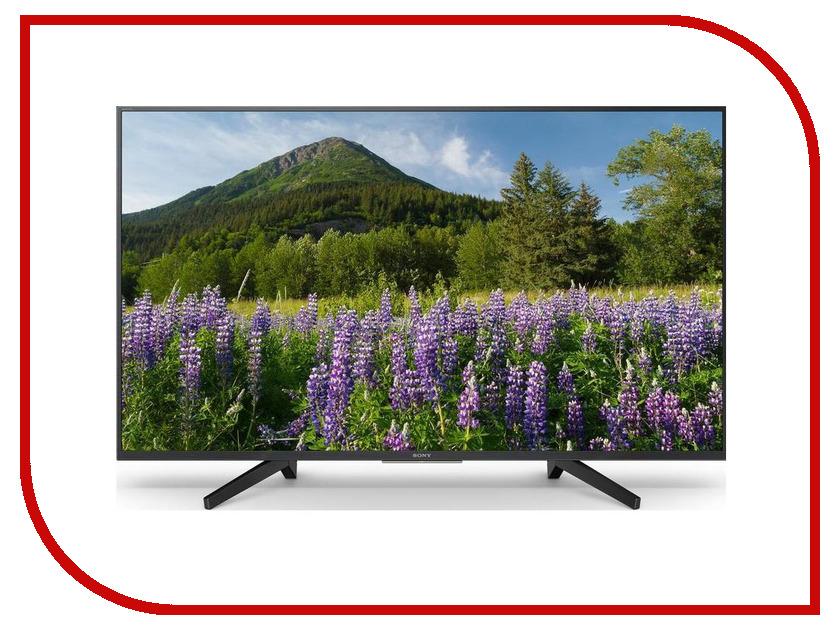 цена на Телевизор Sony KD-65XF7096