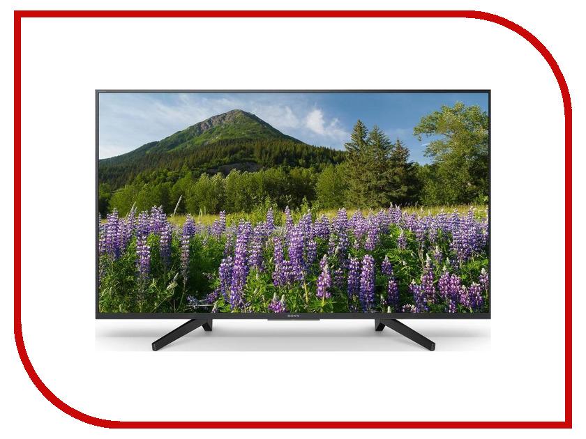 Телевизор Sony KD-55XF7005 телевизор sony kd 55xe 7077
