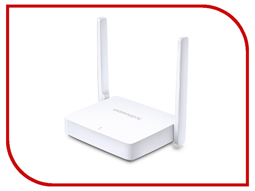 Wi-Fi роутер Mercusys MW301R wi fi роутер zyxel keenetic 4g iii
