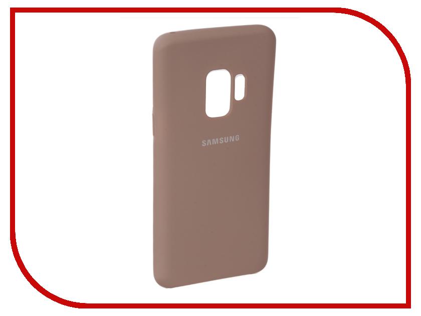 Аксессуар Чехол для Samsung Galaxy S9 Innovation Silicone Pink 11911 аксессуар чехол для samsung galaxy a5 2017 innovation book silicone red 12147