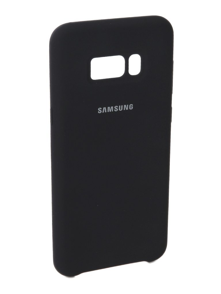 Аксессуар Чехол Innovation Silicone для Samsung Galaxy S8 Plus Blue 10692