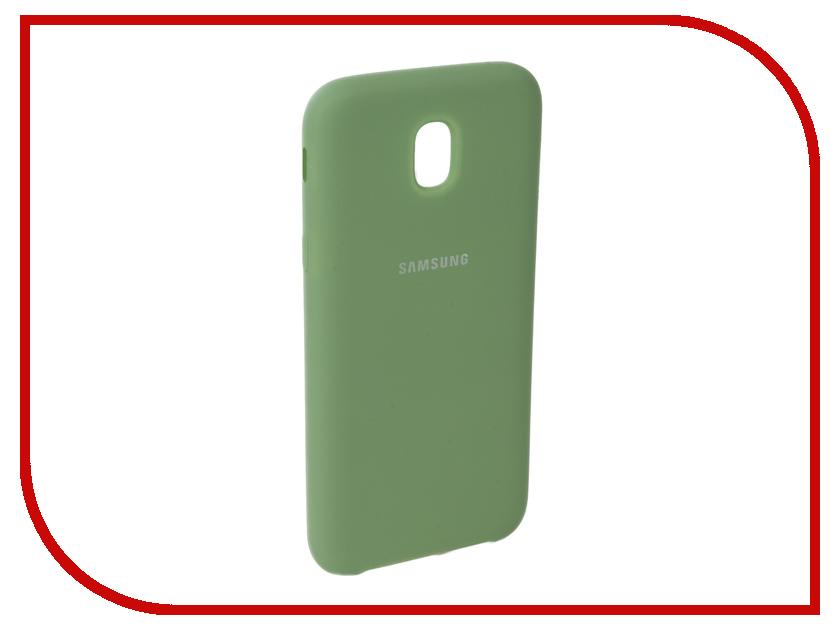 Аксессуар Чехол для Samsung Galaxy J5 2017 J530F Innovation Silicone Green 10669 аксессуар чехол для samsung galaxy j5 2017 j530f innovation silicone coral 10670