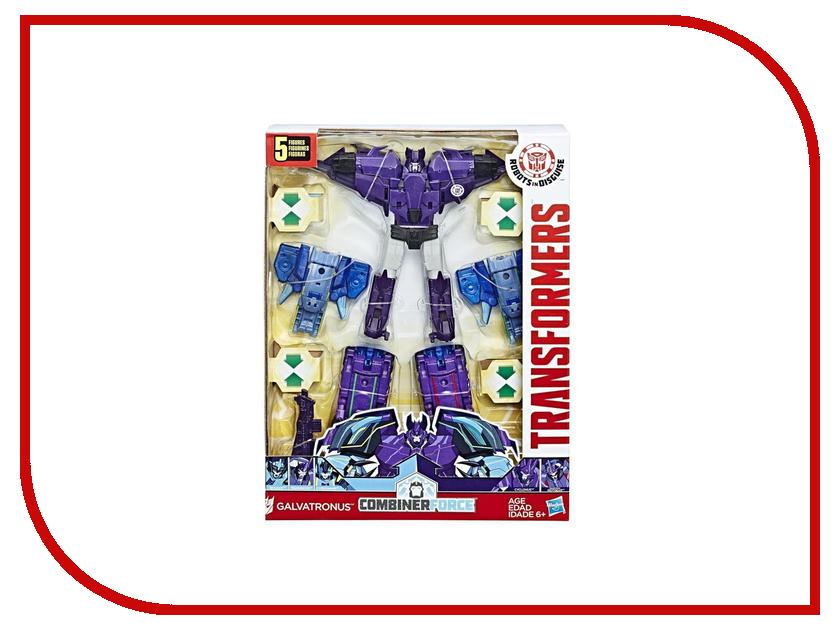 Игрушка Hasbro Transformers Роботы под прикрытием Тим-Комбайнер C0624 роботы transformers сайдсвайп и анвил серия роботы под прикрытием