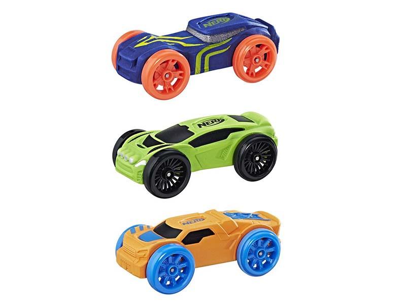 Игрушка Hasbro Nerf Nitro Машинки 3 шт C0774