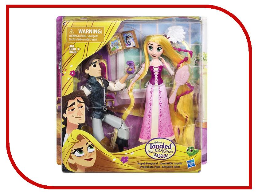 Игрушка HasbroDisney Princess Рапунцель Игровой набор Предложение C1750 hasbro кукла рапунцель принцессы дисней