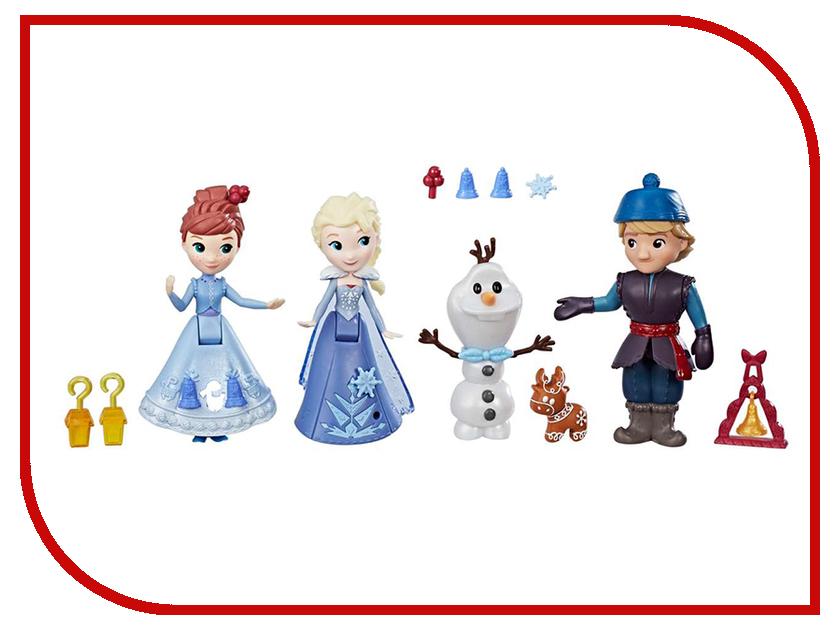Игрушка Hasbro Disney Princess Холодное сердце Игровой набор Герои фильма C1921 игровой набор hasbro disney frozen e0094 холодное сердце спальня эльзы