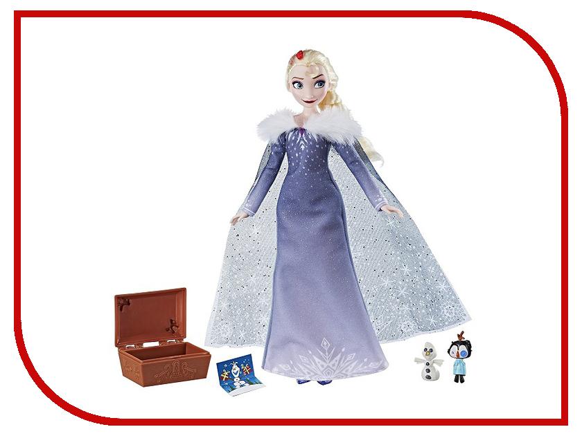 Игрушка Hasbro Disney Princess Холодное сердце Кукла Рождество с Олафом C3382